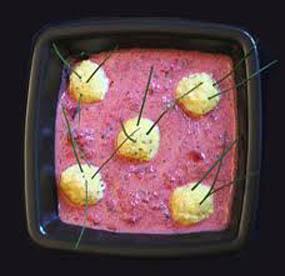Salsa rossa di tofu  (di Gianfranco Berton)